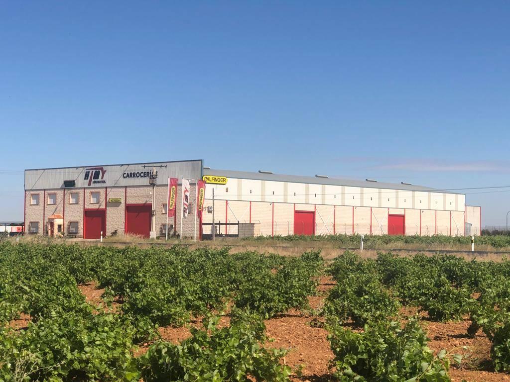 NUEVAS INSTALACIONES. CM-420, Km 82 P.Muñoz C.Real